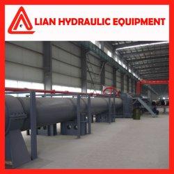 Le piston du vérin hydraulique de type réglementé pour l'industrie de transformation
