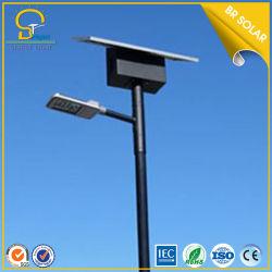 5m 21W Lumière LED avec panneau solaire en Afrique