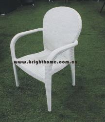 حديقة خارجيّة أثاث لازم [رتّن] كرسي تثبيت/يتعشّى كرسي تثبيت فناء