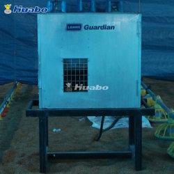El propano y calentador de Gas Natural para la granja avícola