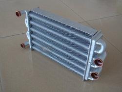 Труба в трубе Bithermic газовых котла теплообменника