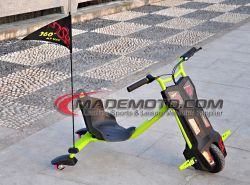 Nieuw kom Spelen 3 van de Jonge geitjes van Producten Autoped van Trike van de Afwijking van het Wiel de Elektrische aan
