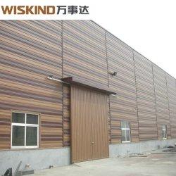 2020 Material de Construção de solda AWS BV Certificado Estrutura de aço para o Manual do Wiskind