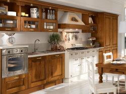 Canadá Maple sólidos de madeira armário de cozinha móveis diretamente da China