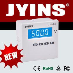LCDの単一フェーズのデジタルパネルメーターの電圧計
