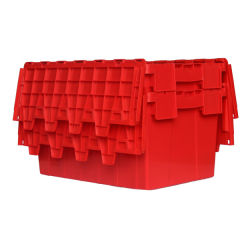 Almacenamiento de plástico y el anidamiento de apilamiento contenedor (PK6040)