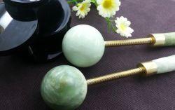 Jade Gua Sha Hilfsmittel-Massage-Hammer für BADEKURORT oder Homeuse