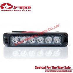 R65 LED Lighthead Rejilla de vehículo de emergencia de la luz de advertencia
