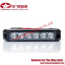 SAE R65 LED Veículo de emergência Lighthead Grelha Dianteira da Luz de Advertência