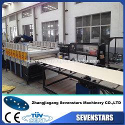 PVC Celuka Schaumstoff-Leiterplatte Maschinen / WPC PVC-Kruste Schaumstoffplatte Extrusionsmaschine Linie