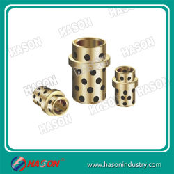 Oilless Bush gerader Bronzetyp So#50sp2 Sobw50 Oilless Bronzepeilung der Führungs-Buchse-Sobw55 Sobu Oilless