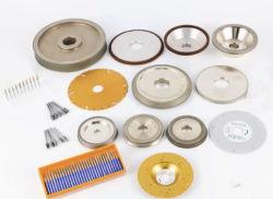 La maquinaria personalizar diferentes granos de arena al por mayor de la fábrica de molienda de corte Herramientas de diamante