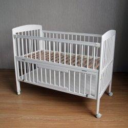 ベッド部屋の家具の寝室セット最もよい販売法デザイン木の赤ん坊のまぐさ桶