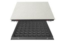 HPL antiestático de acero/PVC piso elevado cementantes