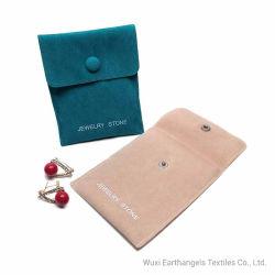 Индивидуальные украшения обволакивают заслонка бархат украшения мешок для сбора пыли с помощью кнопки