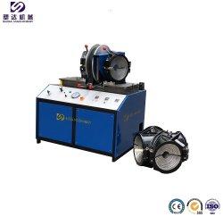 Sdf90-315 Werkstattbeschlag Schweißmaschine/HDPE-Rohrverschraubung Herstellungsmaschine/Kunststoff Y Form Schweißmaschine / Kunststoff T-Schweißmaschine