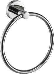 Form SUS304 mit Edelstahl-Rohr-Aufsatz-Ring-Tuch-Zahnstangen-Badezimmer-Zubehör