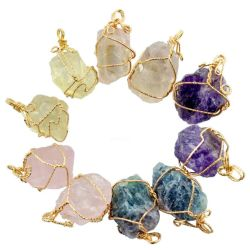 جميل طبيعة حجارة مدلّيات [أمثست] [روس قورتز] ليمون أبيض بلّوريّة يفتن فلوريت بلّوريّة حجارة لأنّ عقد نمو مجوهرات