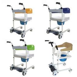 المعاقين المعاقين المعاقين مشلولة الأشخاص تحريك نقل كرسي متحرك كرسي متحرك كرسي متحرك حجرة دش