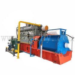 Wechselstrom-Dreiphasenausgabe-Typ Grün-Energie wassergekühlter Syngas Energien-Generator