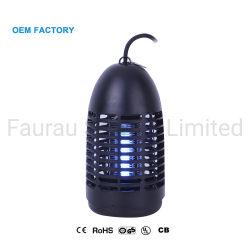 مصباح بلاستيكي يعمل بالأشعة فوق البنفسجية Iab7w ABS مع صينية تجميع مخفية زابيتو كهربائي مضاد للMosquito