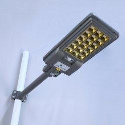 Haute qualité 40W 60W 100W 200W l'énergie solaire Rue Rue lumière LED intégrée de la lampe témoin de la rue Ce RoHS