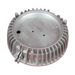 高品質サプレッサー / ラップトップカパーマグネシウム合金精密 CNC スペアパーツ