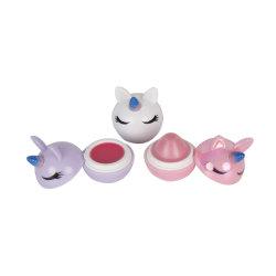 Venta caliente OEM Twinkle Bunny Bola Pop perfumado Bálsamo Labial Cosmetic