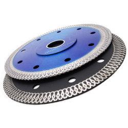 Banheira Pressione x Diamante Turbo a lâmina da serra para telhas de cerâmica
