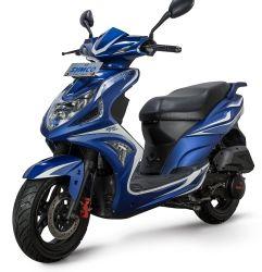 Sanyou 150cc K6 de la rueda de 12 pulgadas scooter del gas