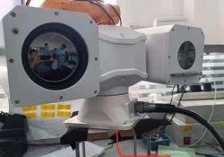 Longa Distância 1500m topo a laser de Configuração 4K 300mm PTZ câmara CCTV