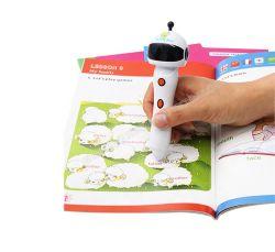 Дети дошкольного возраста разговор книга пера 8 ГБ системной памяти из пластика ABS, ознакомьтесь с ручкой для малыша аудио книги