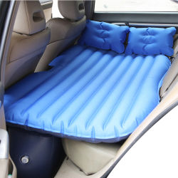 Viagens portátil dobrável dormindo infláveis cama de Ar