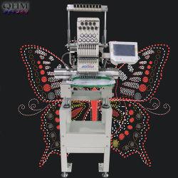 preço de fábrica melhor máquina de bordado computadorizada Industrial acessível 12 malhas para principiantes