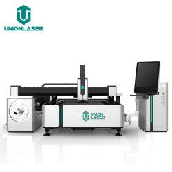 메탈 UL-3015FT 파이버 레이저를 위한 대형 파워 파이버 레이저 머신 절단 기계 판금 파이프 레이저 절단기 판매 중