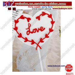 Anniversaire de naissance Bébé Afficher Partie de la décoration Holiday Cupcake Picks Parti de gros d'alimentation (B1068)
