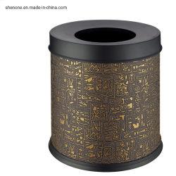 호텔 방 Shenone는 폐기물 궤 쓰레기통 발 페달 스테인리스 쓰레기통을 재생한다