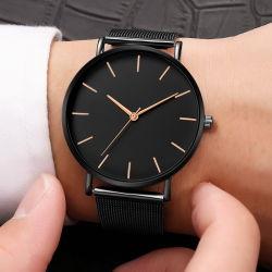 Heiße verkaufende preiswerte Förderung-Geschenk-kundenspezifische Firmenzeichen-Bambus-Uhren