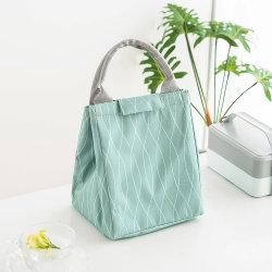 Nouveau sac d'isolation thermique toutes les choses de la vie d'isolation thermique Velcro sac à lunch pique-nique de plein air froid et de préservation de la préservation de personnalisation de package
