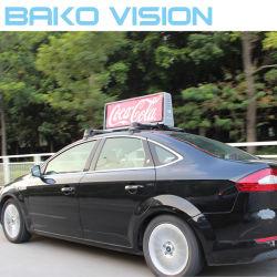 3G, 4G, WiFi, GPS Tweezijdige LEIDENE van de Raad van het Teken van het Dak van de Taxi Vertoning