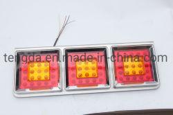 Beiben 대형 트럭 부품 전기 계통 트럭 후방 라이트 트럭 테일 램프(L)