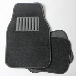 標準的なカーペット車の床のマット