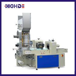 高温中国高速紙ストロー自動カウントパッキングマシン 200PCS