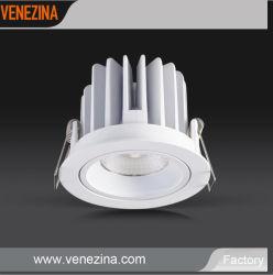 Populares 6W 10W COB ajustável LED Spotlight para o projeto de Iluminação Comercial Interior Shopping/Hotel/Restaurante/home/Store utilizando a luz para baixo