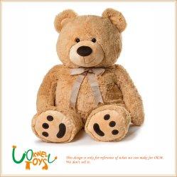 Animal en peluche jouets en peluche doux ours en peluche pour bébé enfant