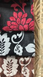 Pour un canapé-tissu Jacquard tissés et tissus de rideau