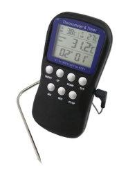 Digitales Koch-Thermometer Für Fleischgerichte zum BBQ