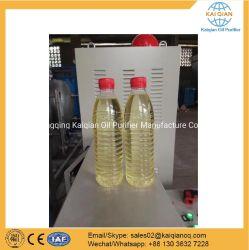 Macchina di plastica di distillazione di raffinazione del petrolio