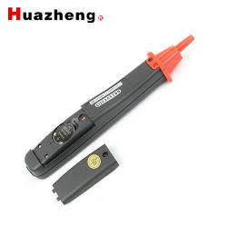 Instrumento de prueba eléctrica de bajo precio Pantalla LCD Pen Multímetro digital