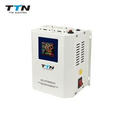 PC-СКР Ttn 1000VA цифровой тип настенное крепление реле AC автоматический стабилизатор напряжения